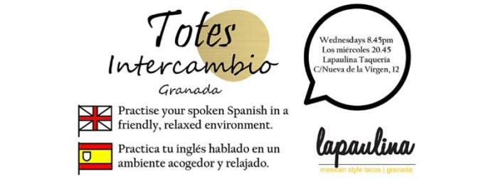 Intercambios idiomas Granada