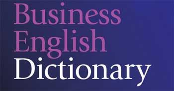 Diccionario inglés negocios