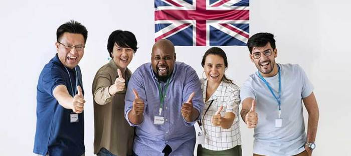 Profesores inglés nativos titulados