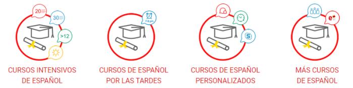 Cursos de español en Madrid