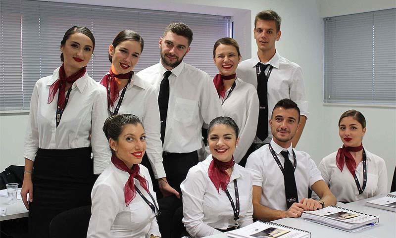 Idiomas para ser azafata de vuelo