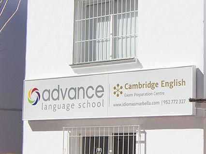 Academia de inglés Advance Marbella