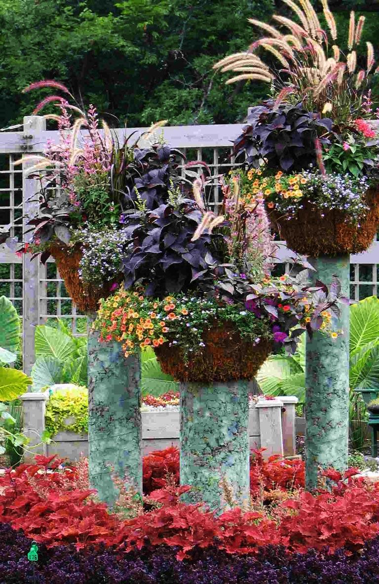 Quiet Corner Container Gardening Ideas Quiet Corner