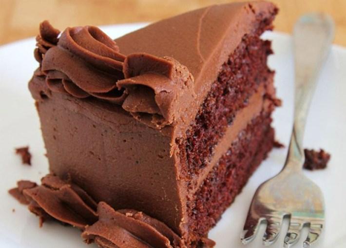 Chocolate Cake - One Bowl