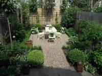 Small Urban Garden Design Ideas - Quiet Corner