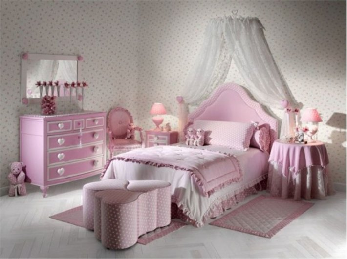 Teenage Girl Room Decorating