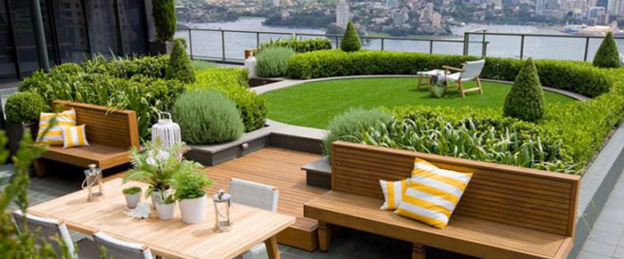 Quiet Corner:Terrace - Roof Garden - Quiet Corner