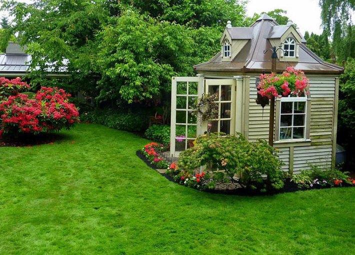 backyard landscape design ideas 1 - Landscape Design Ideas Pictures