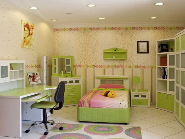 Colorful Kids Room Designs (9)