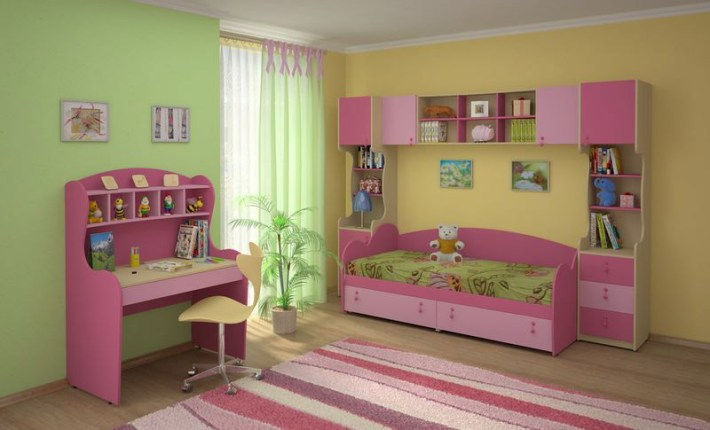 Cool Kids Room Ideas n (12)
