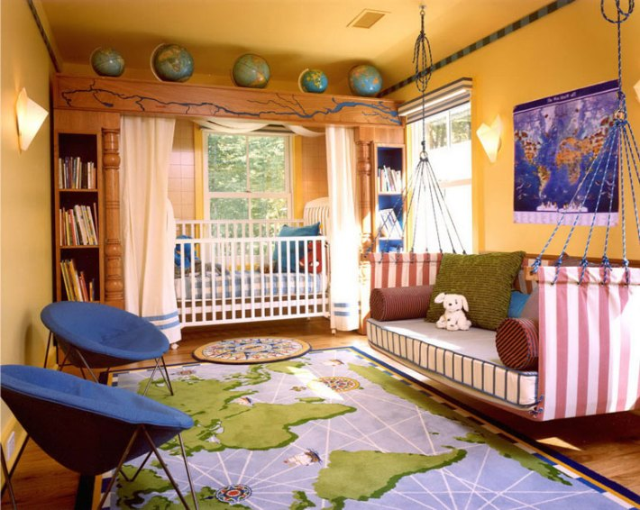 Cool Kids Room Ideas