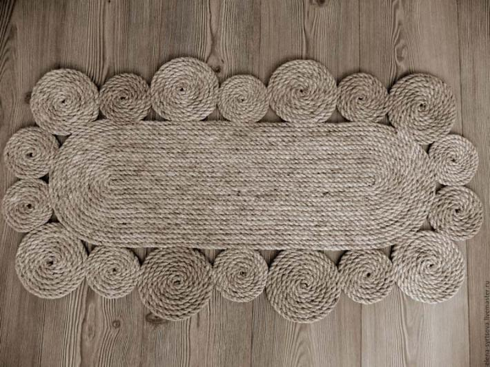 DIY Rope Rug Creative Ideas (18)
