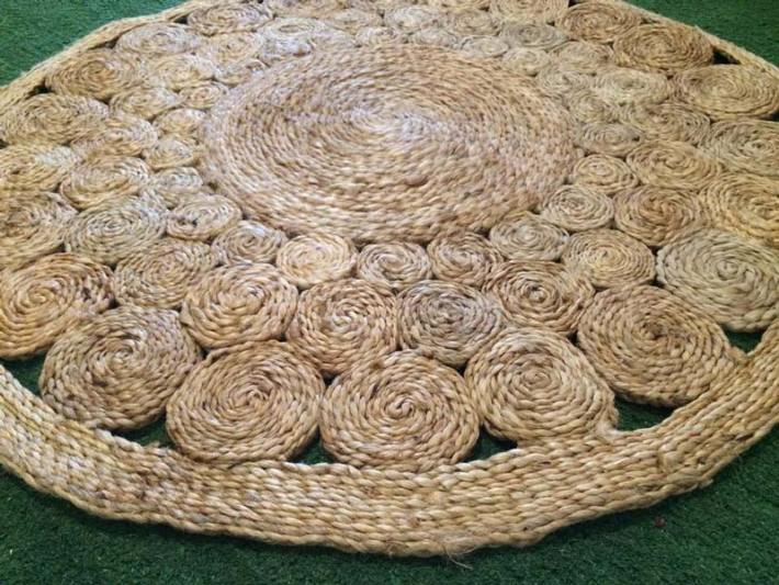 DIY Rope Rug Creative Ideas (24)