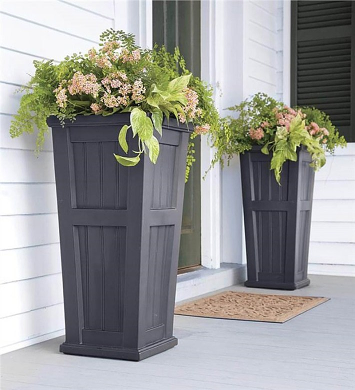 Quiet Corner Container Gardening Ideas: Quiet Corner:Front Door Entrance Ideas