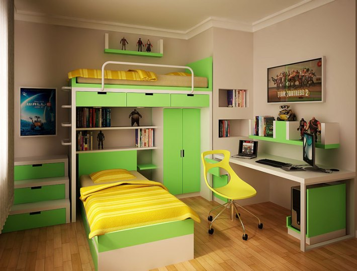 Kids' Room Design Ideas t (12)