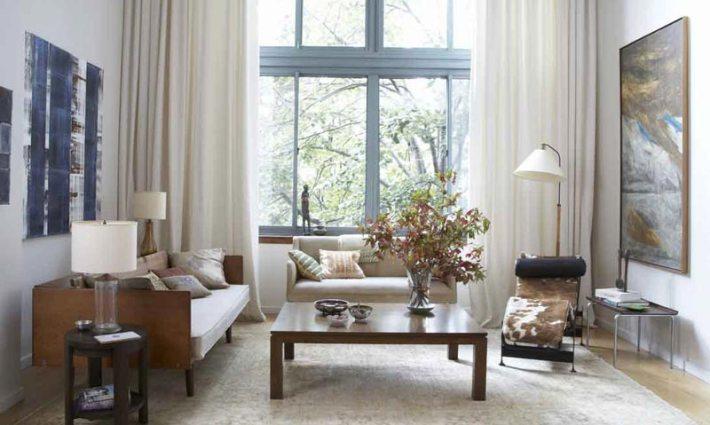 Living Room Carpet Ideas and Photos (10)