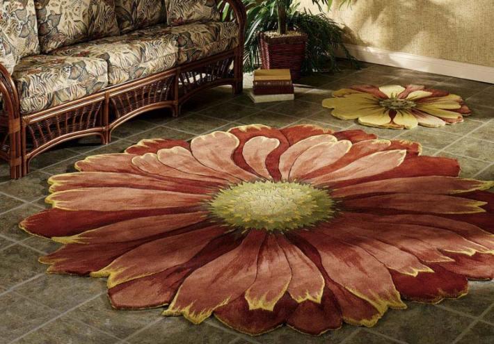 Living Room Carpet Ideas and Photos (21)