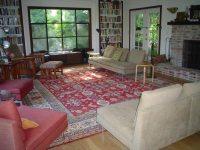 Living Room Carpet Ideas and Photos - Quiet Corner