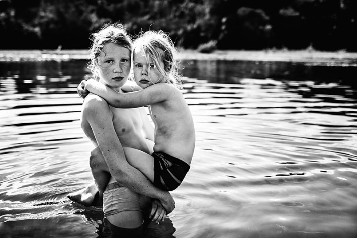 Photographer Mom Documents Her Kids' Childhood