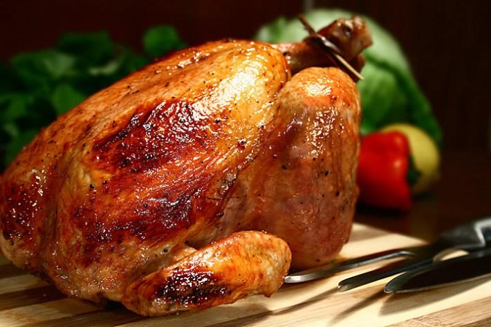 Roast Chicken & Gravy