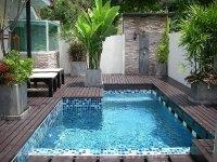 Wonderful Mini Swimming Pools Ideas - Quiet Corner