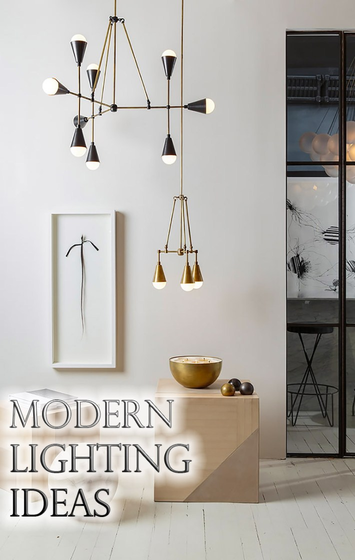 Modern Lighting Ideas