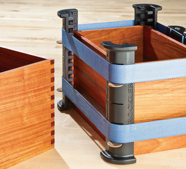 Wood Joinery - Box Joint - Quiet Corner