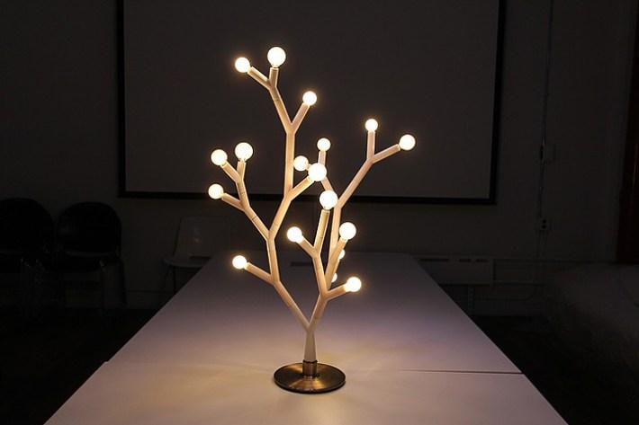 nature inspired lighting. Branch-Like Lamps: Nature-Inspired Lighting System Nature Inspired