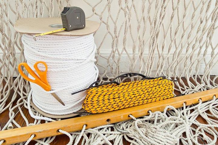 Make Your Own DIY Hammock Swing - Quiet Corner