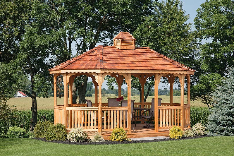 Backyard Gazebo Ideas Backyard Gazebo Ideas Backyard Gazebo Ideas ...