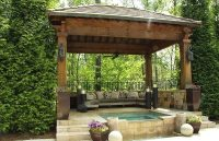 Gazebo Ideas For Backyard | Outdoor Goods