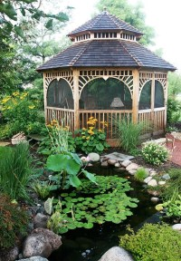23 Popular Ideas For Gazebos Backyard - pixelmari.com