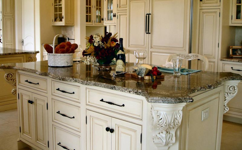 beautiful kitchen islands corner beautiful kitchen islands ideas and tips 10657