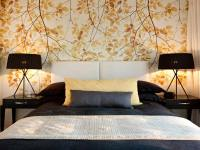 Beautiful Wallpaper Designs For Bedroom - Quiet Corner