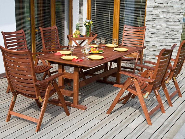 Quiet Corner How To Care For Your Outdoor Wood Furniture Quiet Corner