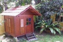 DIY - Balinese Styled Playhouse