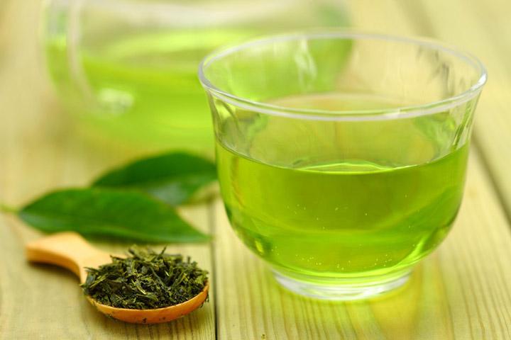 Green Tea for Health and Beauty - Quiet Corner