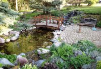 Inspiring Backyard Pond Ideas - Quiet Corner