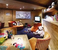 Kids Playroom Design Ideas - Quiet Corner