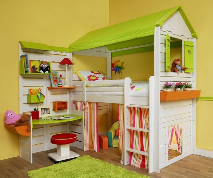 Kids Playroom Design Ideas (11)