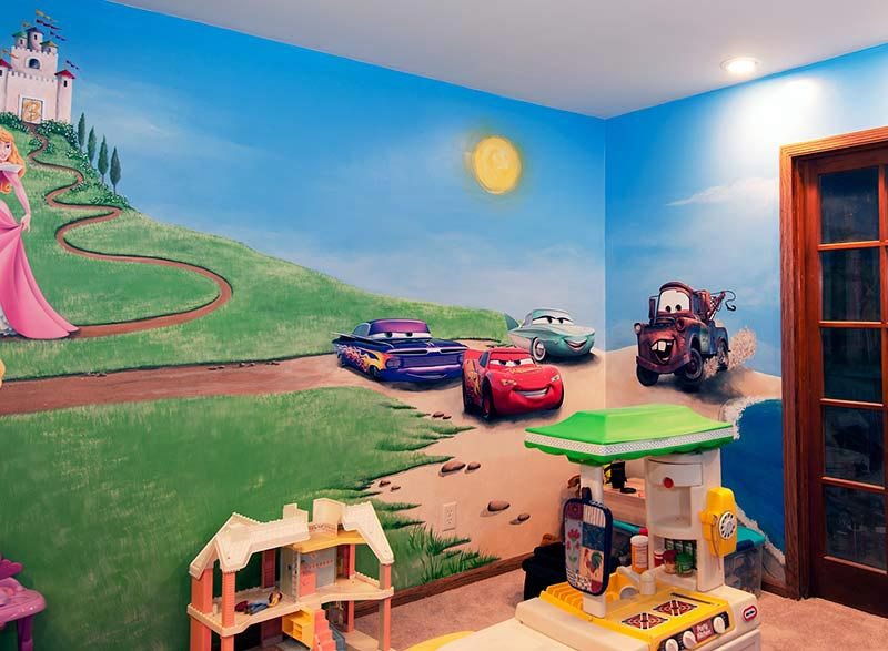 Quiet Corner Kids Playroom Design Ideas Quiet Corner