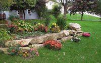 Stunning Rock Garden Design Ideas - Quiet Corner