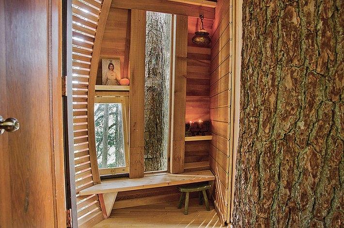 The HemLoft - Hidden Treehouse
