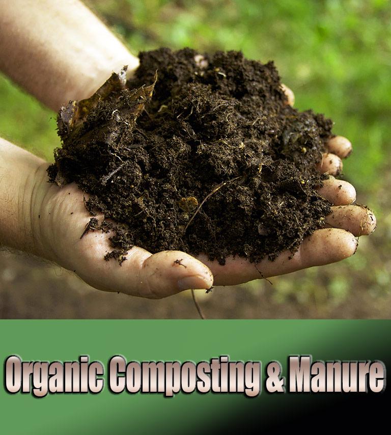Organic Composting & Manure - Quiet Corner