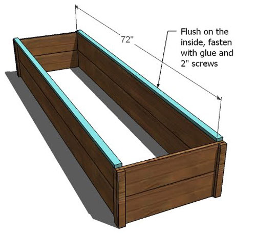 Quiet Corner Diy Cheap Cedar Raised Beds Quiet Corner