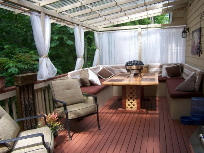 Balcony Deck Design Ideas