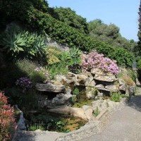 Beautiful Rock Garden Ideas - Quiet Corner