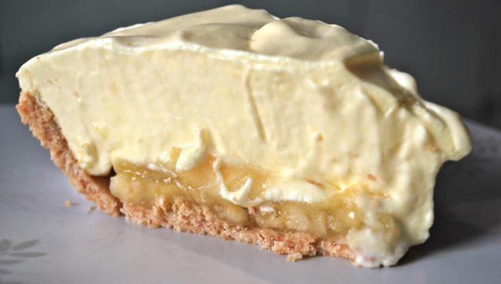 Double Banana Cream Pie