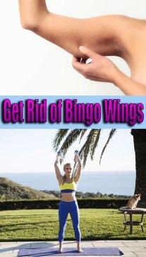 Get Rid of Bingo Wings
