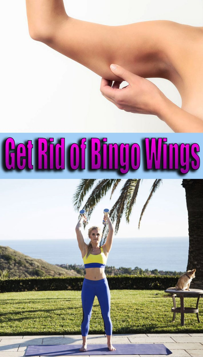 Get Rid of Bingo Wings